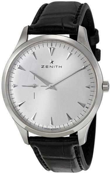 Resultado de imagen de reloj zenith