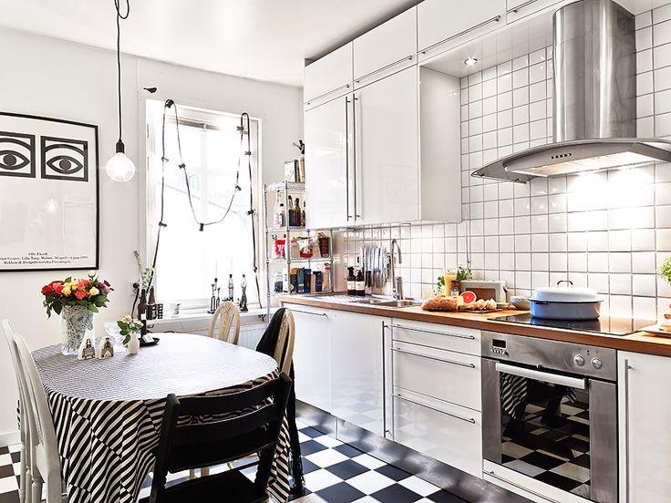 Vad vore en trea med kök i det ljuvaste Göteborg? - Bonjour Vintage