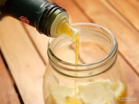 Immagine titolata Make Lemon Olive Oil Step 7