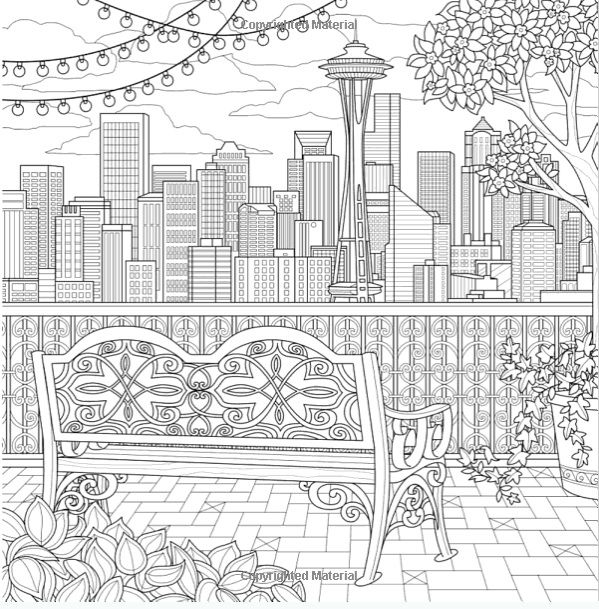 5 Things to Expect from Debbie Macomber's New Coloring Book  Davlin Publishing #adultcoloring