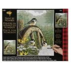 Plaid 20 in. x 16 in. Meadow's Edge Paint By Number Kit