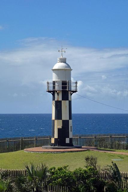 Port Shepstone lighthouse by patrizio154, via Flickr
