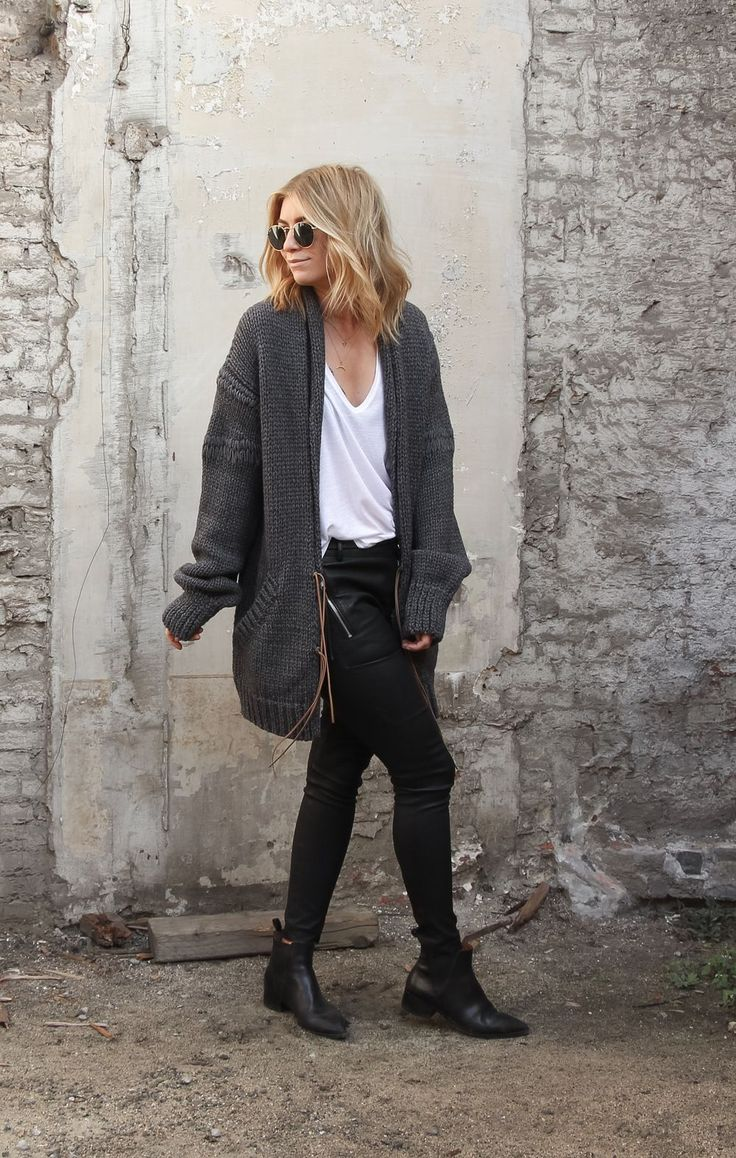 The best images about style on pinterest coats leather