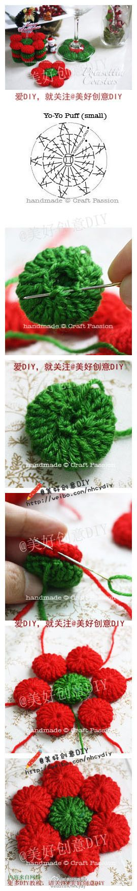 *  CROCHET AND KNIT INSPIRATION: http://pinterest.com/gigibrazil/crochet-and-knitting-lovers/