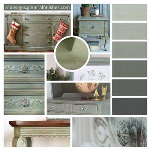 Custom Colors On Furniture