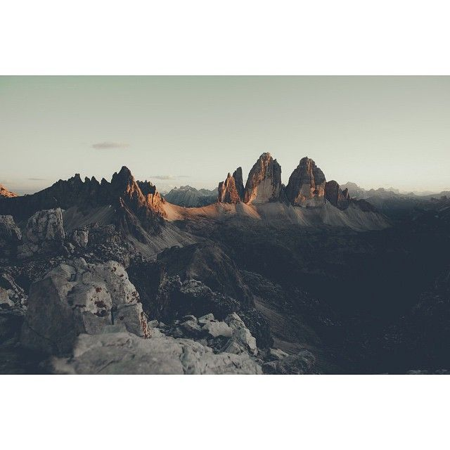 Better see something once than hear about it a thousand times. - Asian Proverb Captured by T. Weisimel (at Three Peaks Of Lavaredo)