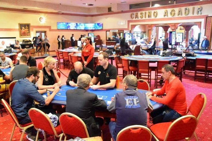 Casino Agadir Poker