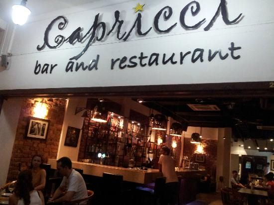 Capricci One of the best italian restaurants in Singapore Friendly staffs Good food equals happy tummy ♥♥ #SGTravelBuddy