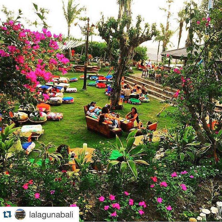 | Bali Bound Families | La Laguna | A quirky bohemian eclectic kind place...think colour and gypsy! | From the guys who have done some other great and renowned eating haunts La Plancha and La Favela | Perfect for family dining and to simply hang out hang out | Bewara Canggu (not too far from Seminyak) | A place for both kids and parents too | Lawn for frolicking | Beach to explore | Sit at a table or chill in a bean bag | This is one of those hip little hangs that worth checking out | Rated…