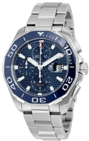 Tag Heuer Aquaracer Chronograph Automatic Men's Watch CAY211B.BA0927