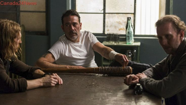 Marking time with Negan and the Saviors in The Walking Dead