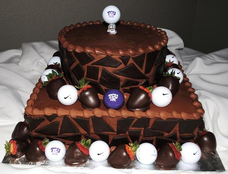 Google Image Result for http://www.creativecakesbymonica.com/TCU_golf_ball_cake.jpg