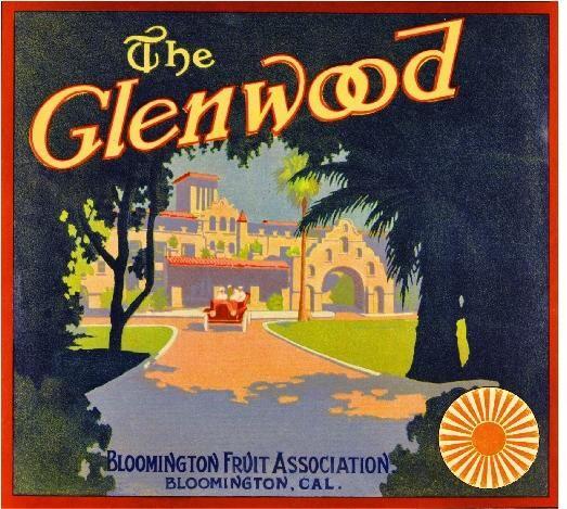 The Glenwood - Bloomington, California