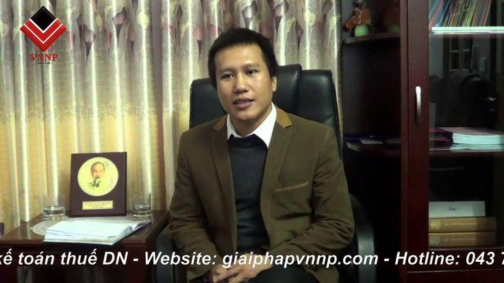 Dịch vụ kế toán thuế trọn gói 2014 VNNP Tại Hà Nội