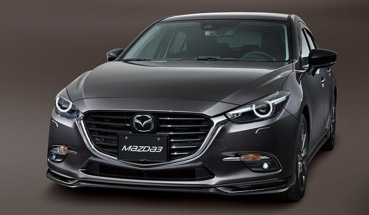2018 Mazda 3 Specs & Pics