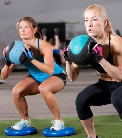 Women's Pro « Harbinger Fitness