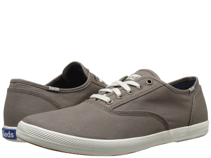 KEDS Champion-Army Twill CVO. #keds #shoes #