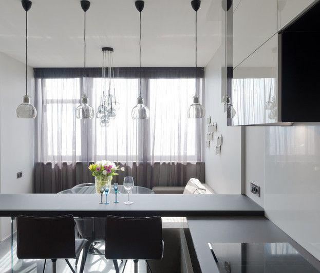 Интерьер недели: просторная квартира на Академической