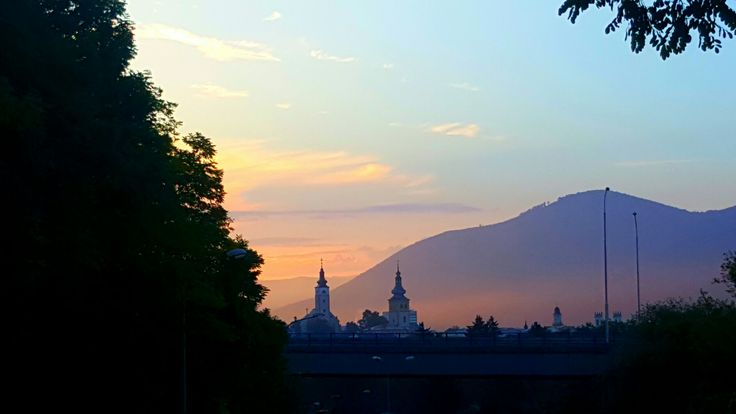 Good morning Banská Bystrica