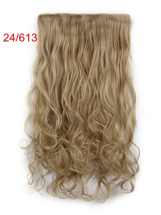 The 35 Best Synthetic One Piece Clip In Hair Extension Images On