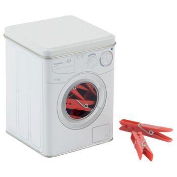boite pour pinces linge lave linge bo tes id es rangements pinterest linge boite. Black Bedroom Furniture Sets. Home Design Ideas