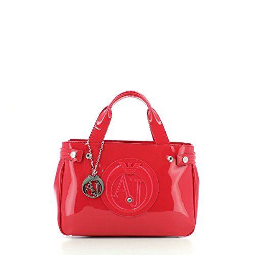 ARMANI Kollektionen Taschen zu günstigen Preisen!! - Armani Jeans Small Patent Damen Handtasche Rot Armani Jeans https://www.amazon.de/dp/B01N2ULKAK/ref=cm_sw_r_pi_dp_x_YYqozbASHQJK9