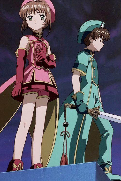 Cardcaptor Sakura: The Movie II / Cardcaptor Sakura Movie 2: The Sealed Card | CLAMP | Madhouse / Kinomoto Sakura and Li Shaoran