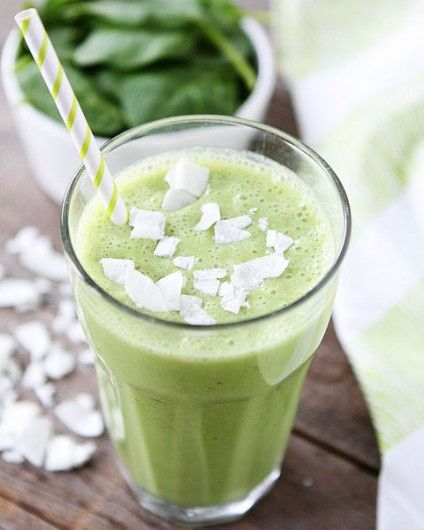 Groene kokosnoot smoothie - Ontbijt smoothies - Nieuws - Lifestyle - GLAMOUR Nederland  http://green-coffee-800.com/