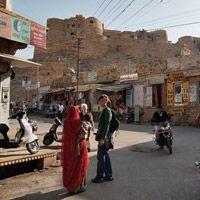 Diario de viaje 4 – Descanso en Jaisalmer
