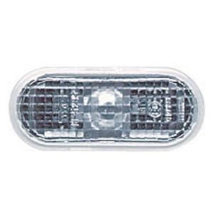 2001 Volkswagen Jetta   Side Repeater Lamp Assembly:  Dimensions:1.97x2.36x3.94  Fits:  2000 Volkswagen Jetta  1999 Volkswagen Jetta  Part No:18-5235-90  OEM No:1J0 949 117 A  Discount Price: $9.50
