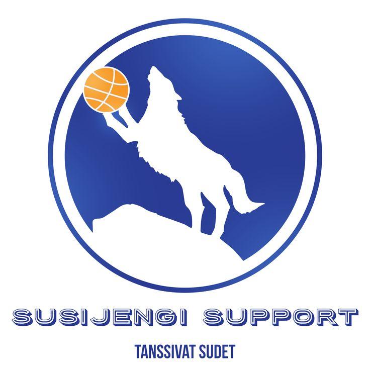 Tanssivat Sudet #susijengi Support logo #spain2014 #bilbao2014 #fiba2014 #worldcup2014
