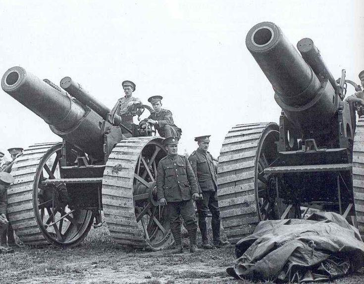 Key Artillery Techniques of WWI