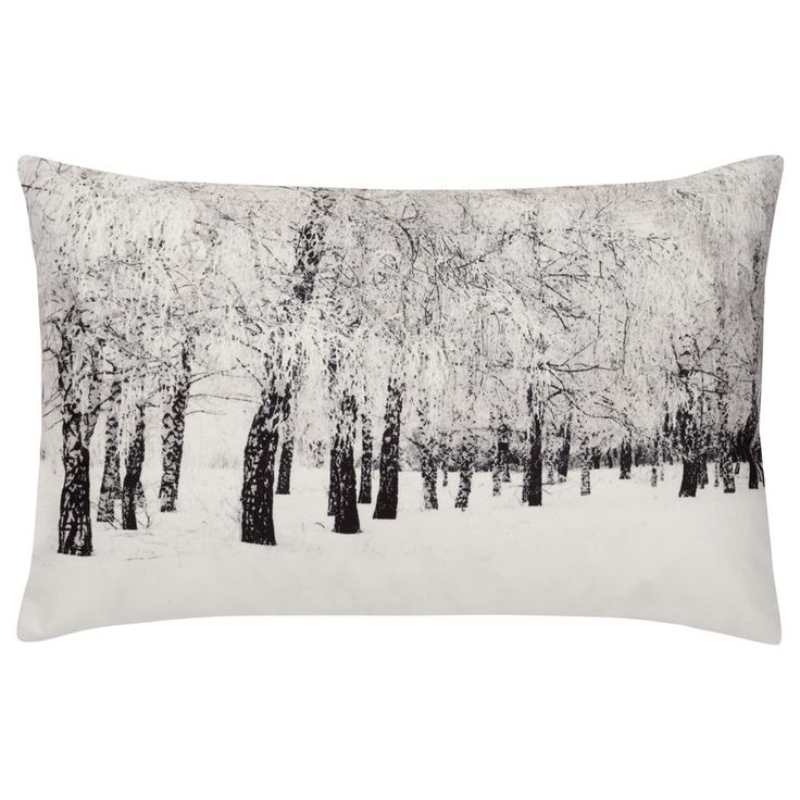 WhiteForest Decorative Pillow 13 X 20