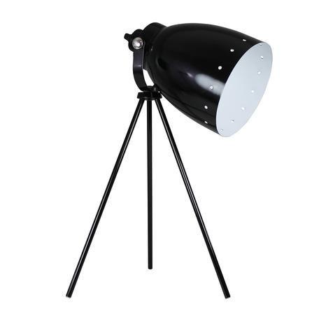 Black Tripod Table Lamp #Dunelm #Lighting #Decor #PinItToWinIt #Comp