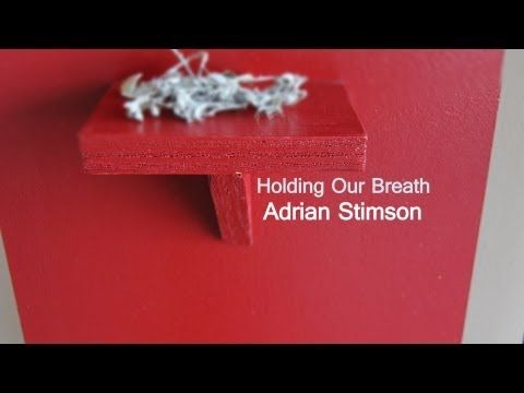 grunt gallery |   Holding Our Breath | Adrian Stimson