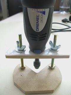 ROADIES TECH TIPS: Base para micro retífica! Versão HH!