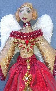 (7) Name: 'Quilting : ANGELI Di Natale- Christmas Angels