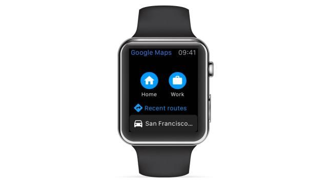 Can You Download Google Maps on the Apple Watch? Apple