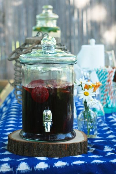 the best sangria recipe ever - from Prairie Hive