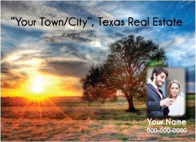 Texas - Realtor Postcard  http://postcardspromo.com