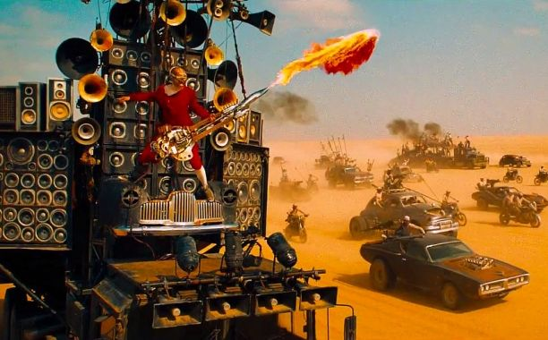 There's even more mayhem—and a plot—in the new 'Mad Max' trailer | EW.com