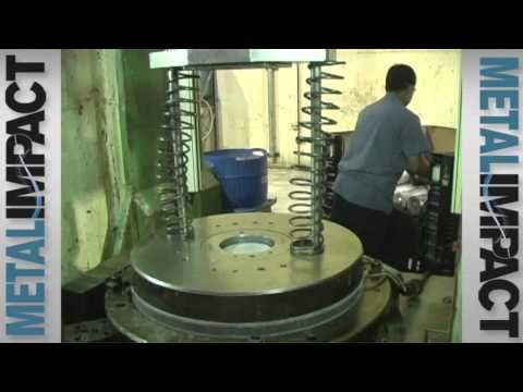 Impact Extrusions - Metal Extrusions - Aluminum Extrusion Demonstration ...