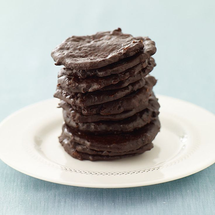 Biscuits végétaliens au chocolat Recette   Weight Watchers Canada
