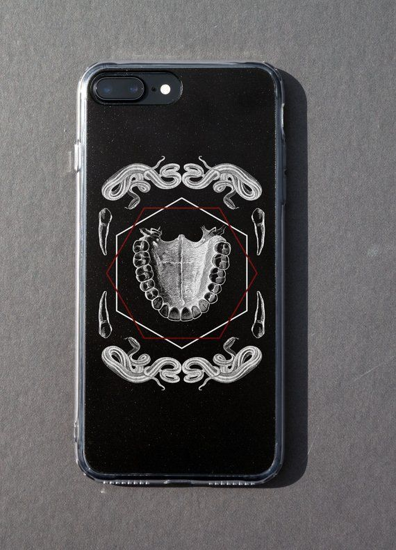 Occult iPhone 6 6s 6+ 6s+ 7 7+ 8 8+ plus X XS Max XR case | Witchy