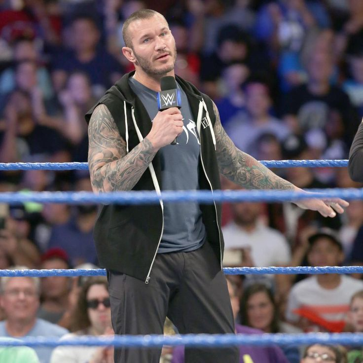 SmackDown 9/13/16: Randy Orton calls out Bray Wyatt