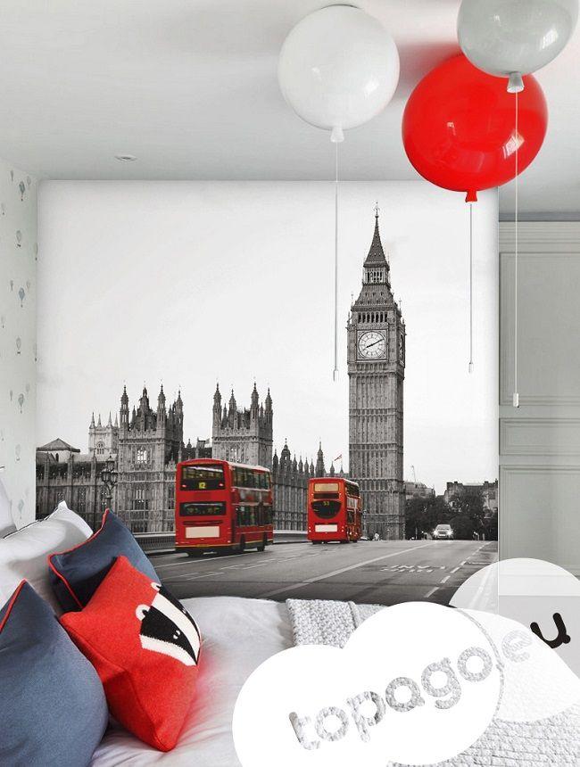 Fototapety czarno białe - Pałac Westminsterski