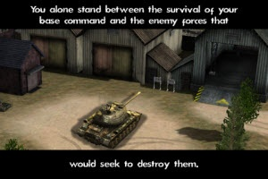 Army Tank Games