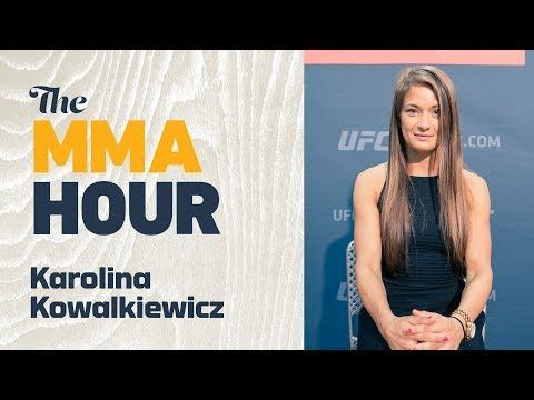 MMA Karolina Kowalkiewicz Calls the UFC Octagon 'The Safest Place In The World'