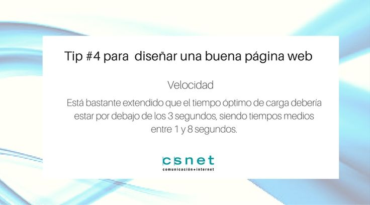 #CSnet #Consejo #PáginaWeb #Diseño #DiseñoWeb