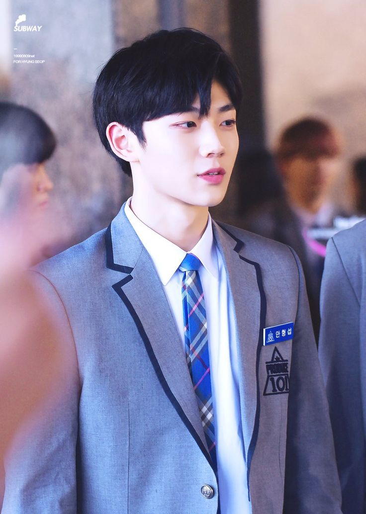 Ahn Hungseop (안형섭) - handsome
